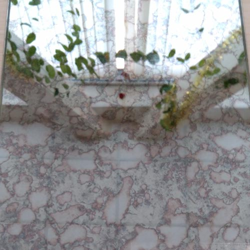 Зеркало состаренное F021 2440-1830 мм