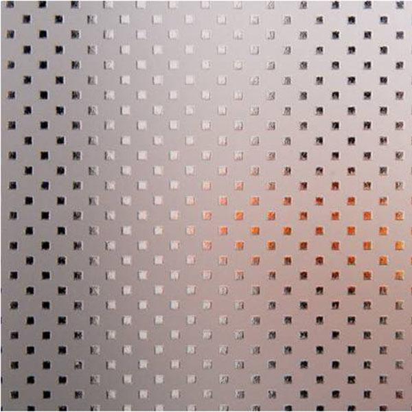 Узорчатое стекло ШИНШИЛЛА бесцветное 4х2100х1600 мм
