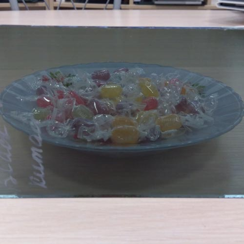 Тонированное стекло ЧЕРНОЕ 6 мм 3300-2140 мм